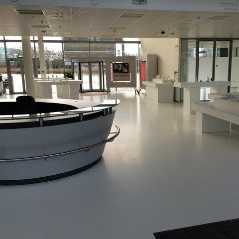 PU Gietvloer Eindhoven