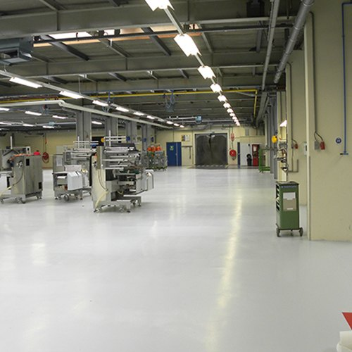 Epoxy coating Den Bosch